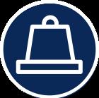 Icon Poids adapté aux plafonds