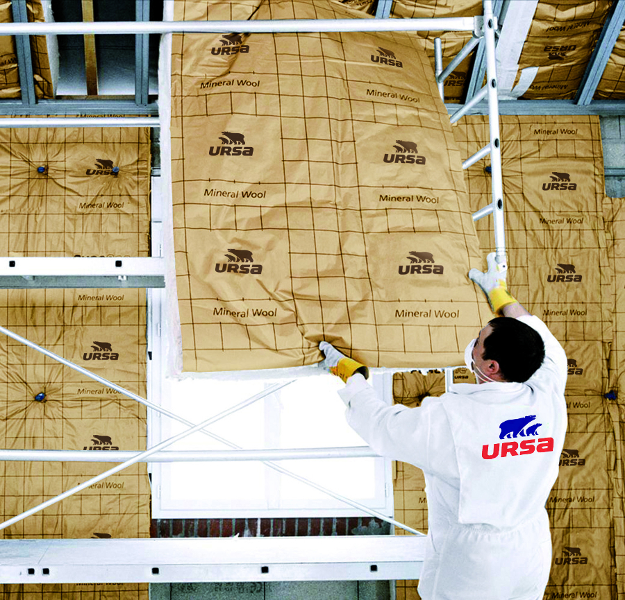 Isolation Thermique Et Acoustique Par Les Murs Intérieurs   URSA