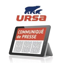 ursa communiqué de presse